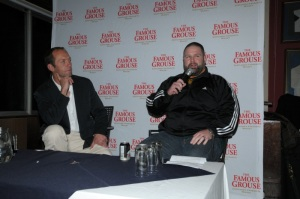 Chatting to Brendan Venter